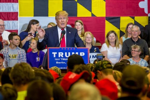 Donald Trump obiecuje obniżenie podatków i rewizję układów handlowych