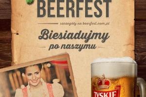 Tyskie po raz 16. organizatorem Beerfest; do zdobycie kufle kolekcjonerskie