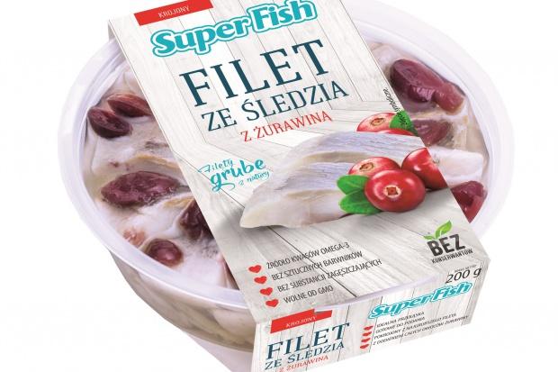 Graal przeprowadza rebranding marki Super Fish i rozszerza ofertę produktową