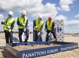 Panattoni zbuduje w Bydgoszczy centrum logistyczne dla Carrefoura