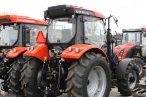 Ursus zwiększa sprzedaż ciągników w Niemczech