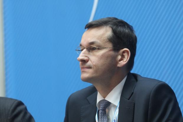 Minister Morawiecki: Dane o PKB pokazały pozytywny rozwój gospodarczy