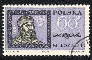 """Historyk kulinariów: Chrzest Mieszka oznaczał """"szok gastronomiczny"""""""