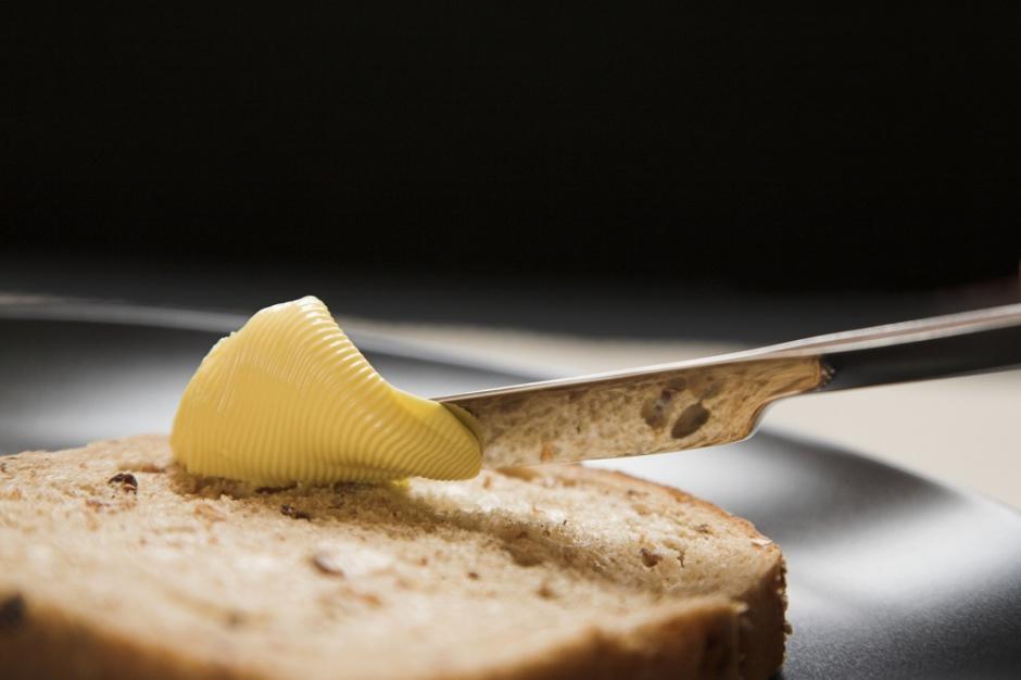85 procent Polaków nie czuje różnicy pomiędzy smakiem masła i margaryny
