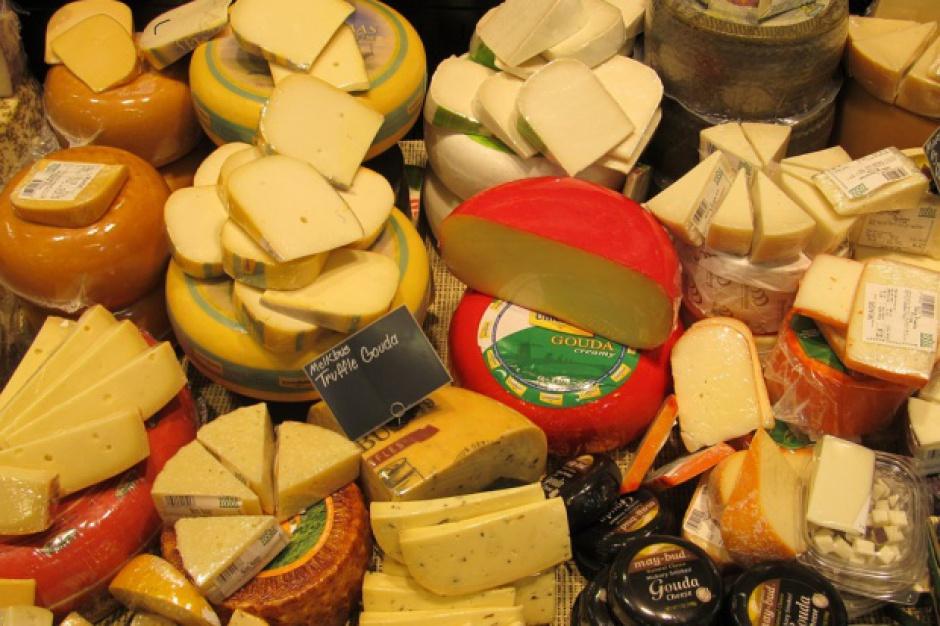 Import serów do UE wzrósł o 26 proc.