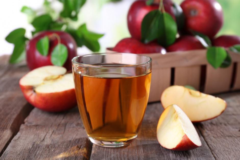Duży spadek eksportu zagęszczonego soku jabłkowego