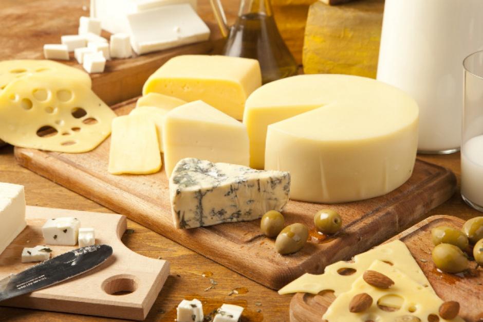 Rosną światowe ceny przetworów mlecznych