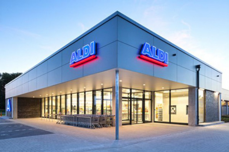 Aldi zainwestuje w centrum dystrybucyjne w USA