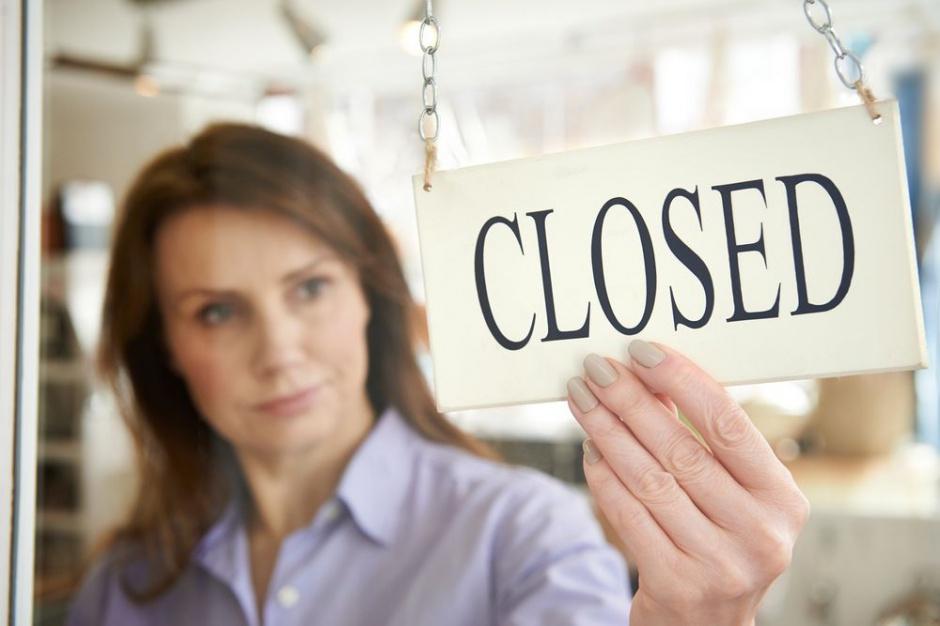 Rynek małych sklepów się kurczy. 4 tys. placówek zamknięto tylko w tym roku