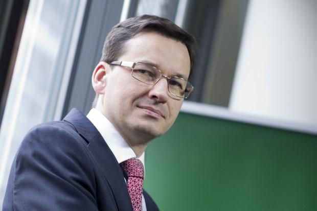 Morawiecki: Likwidacja szarej strefy to nie tylko kary i kontrole