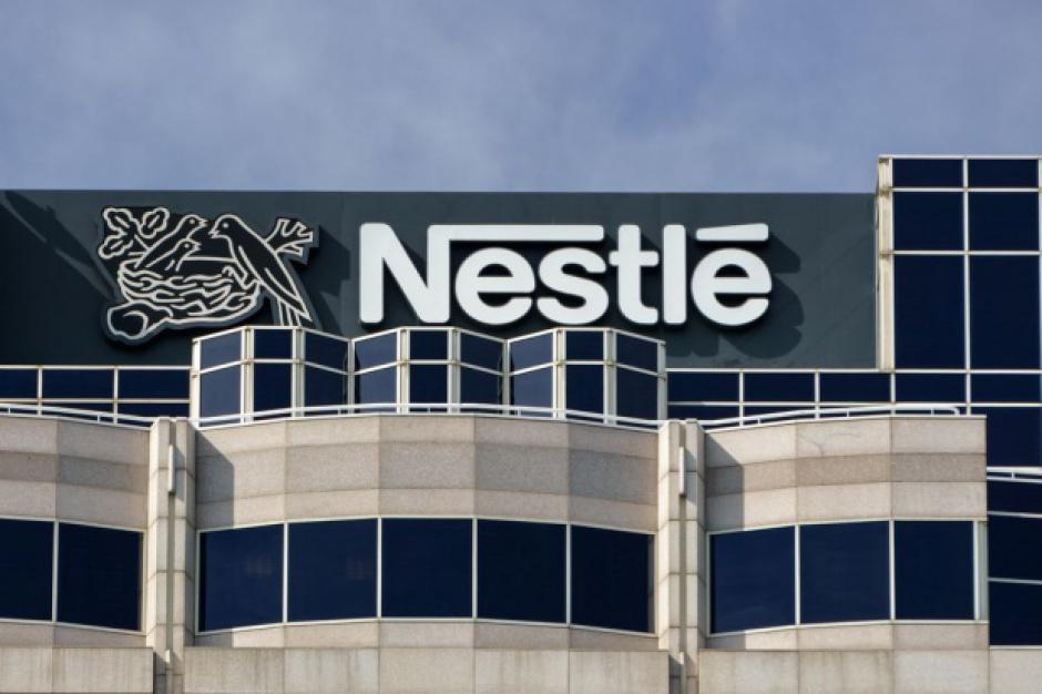 Nestle zwiększa globalną sprzedaż w pierwszym półroczu 2016