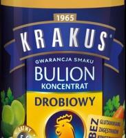 Marka Krakus wprowadza na rynek koncentraty bulionów