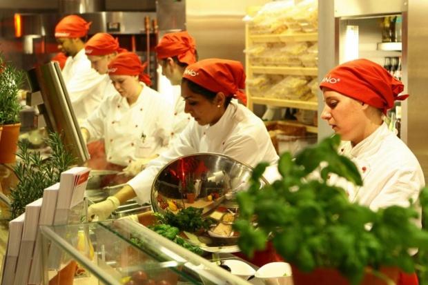 Siec Vapiano otwiera kolejną restaurację w Polsce