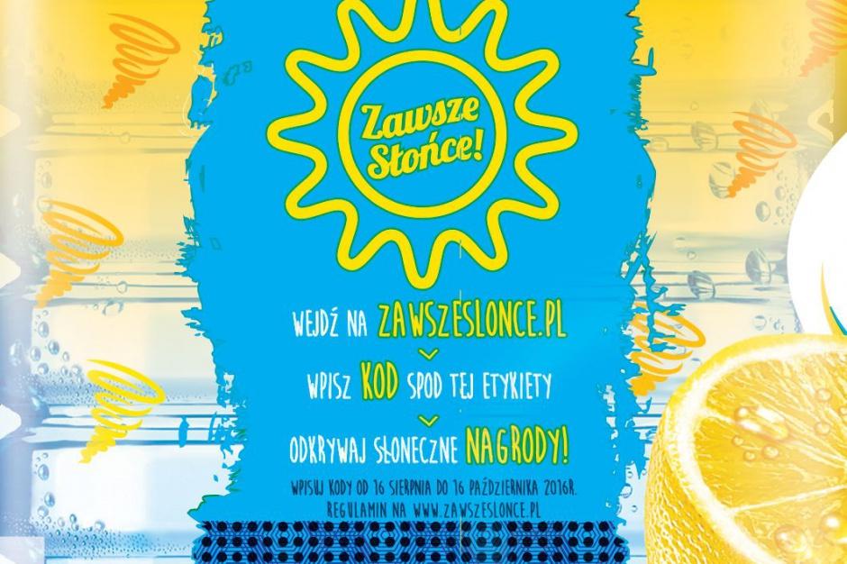 """Gra miejska """"Zawsze Słońce"""" - nowa aktywacja marki Żywiec Zdrój"""