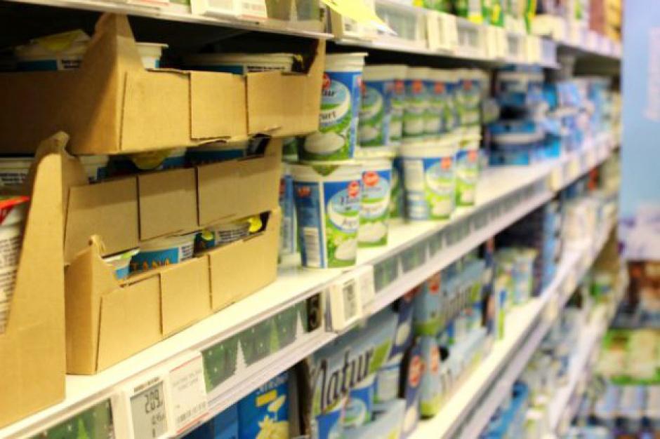 Wzrost cen przetworów mleczarskich w Polsce i UE