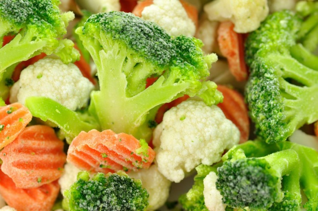 Spada produkcja mrożonych warzyw. Eksport rośnie