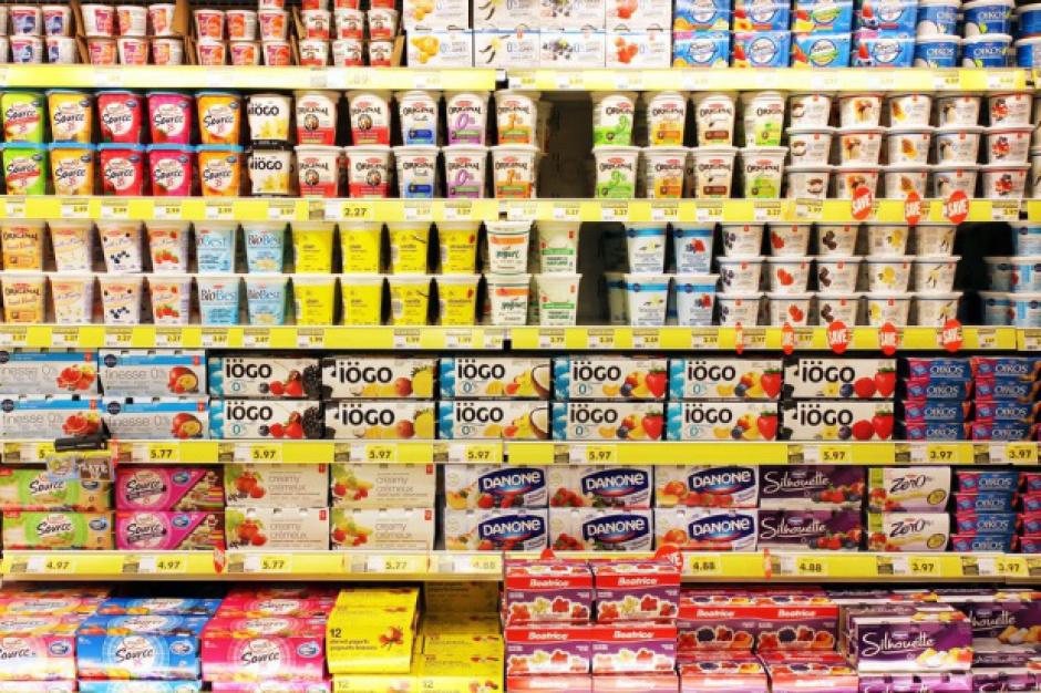 Nowe trendy sprzyjają rynkowi jogurtów