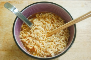 W amerykańskich więzieniach walutą stały się chińskie zupki