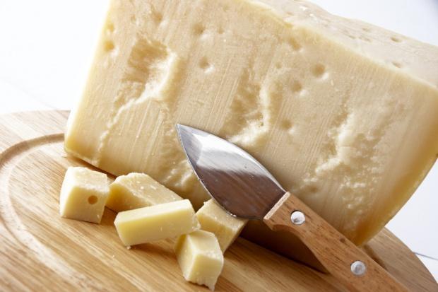 Rząd Stanów Zjednoczonych interwencyjnie skupuje ser