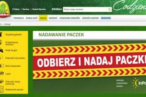 Żabka Polska uruchamia usługę odbioru przesyłek kurierskich