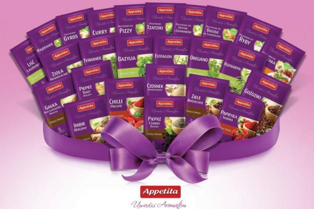 Michela Morana będzie promował markę Appetita w programie TV