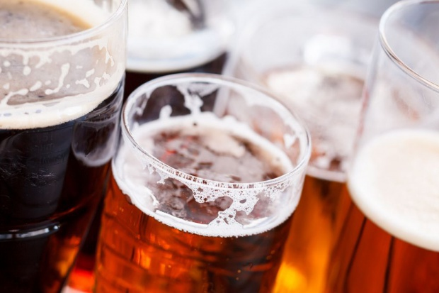 Produkcja piwa lekko spadła w lipcu