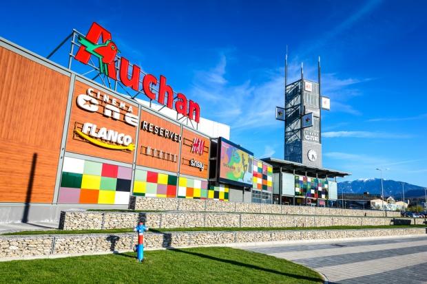 Auchan Holding: Spadek sprzedaży LFL na poziomie 0,7 proc.