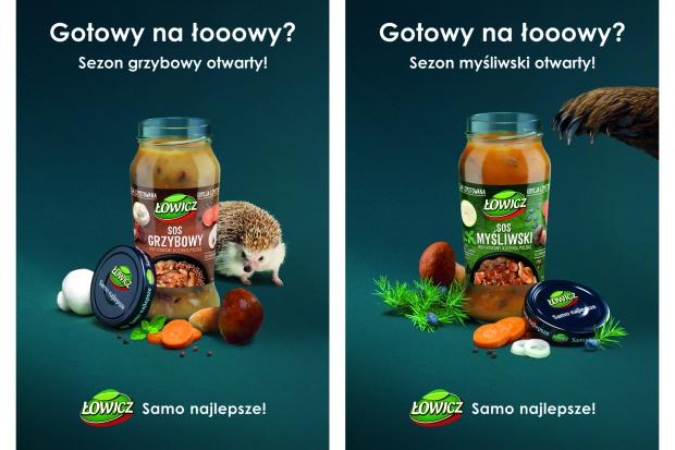 Wystartował drugi etap kampanii limitowanych sosów Łowicz