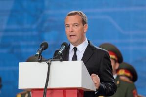 Miedwiediew zapewnia, że nie przestanie wspierać modernizacji rolnictwa