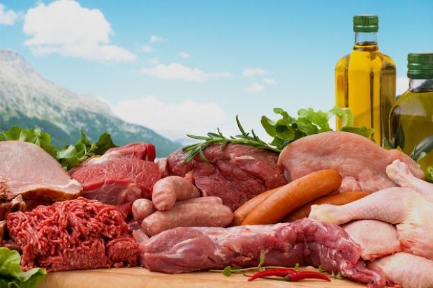 W kraju rośnie spożycie mięsa wieprzowego, spada drobiowego i wołowego