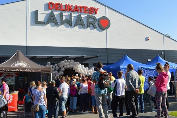 Powstała nowa sieć sklepów spożywczych: Delikatesy Lawaro