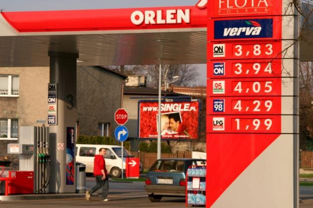 200 mln zł podatku handlowego od Orlenu
