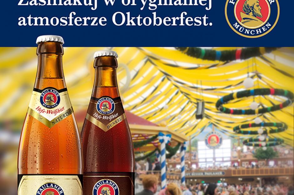 Paulaner świętuje Oktoberfest - akcja specjalna marki