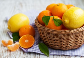 Cytrusy mogą łagodzić negatywny wpływ kalorycznej diety na zdrowie