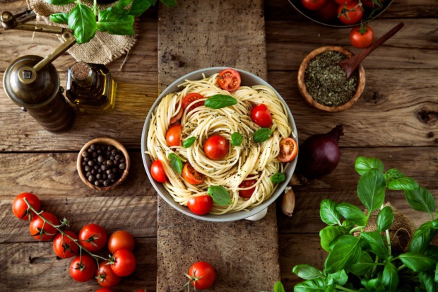 Produkty rolno-spożywcze z południowych Włoch w restauracjach w Polsce