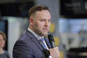 Dawid Jackiewicz odchodzi z MSP. Prace resortu będzie koordynował Henryk Kowalczyk