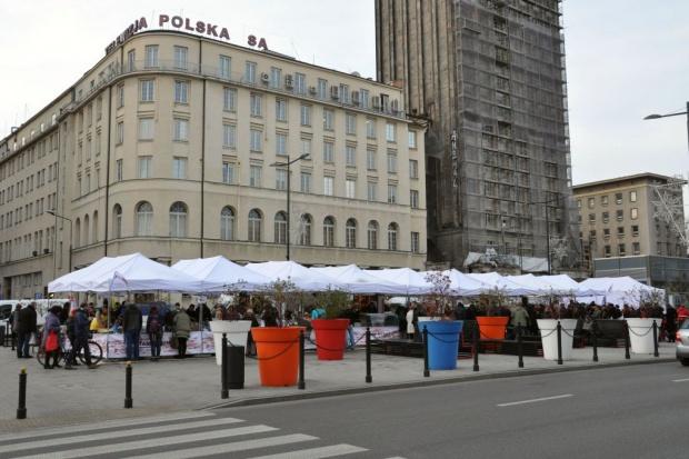 Targ Rybny wraca do Warszawy