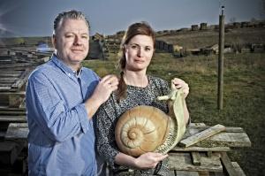 Snails Garden stawia na ekologiczne przetwórstwo ślimaków