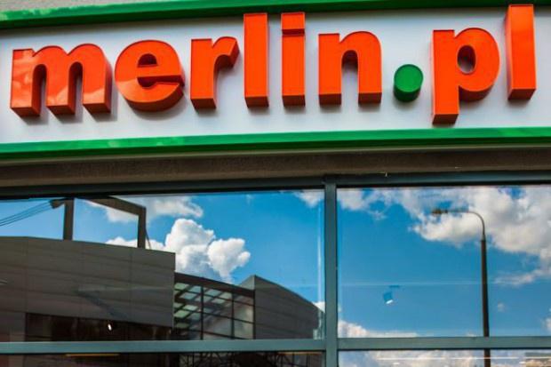 Merlin.pl walczy o udziały w rynku e-commerce