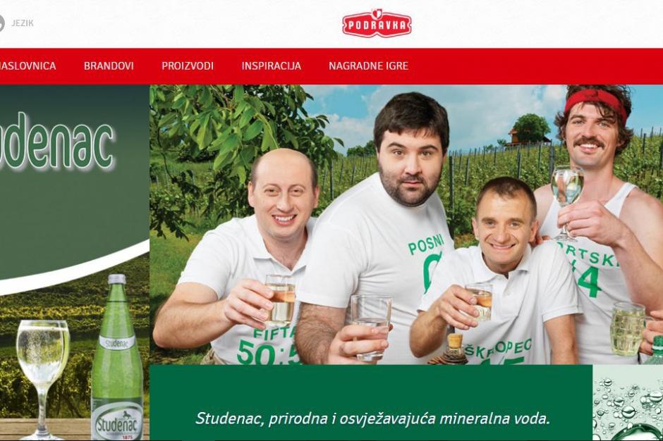 Kofola CeskoSlovensko kupi od Podravki markę wody Studenac