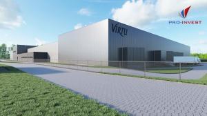 Virtu inwestuje 60 mln zł w nowy zakład