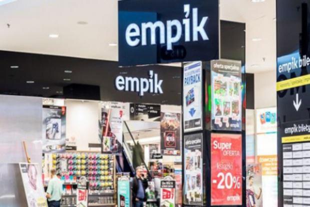 Sklepy Empik zmienią się w Future Store