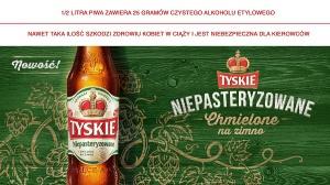 Piwo Tyskie z nową kampanią