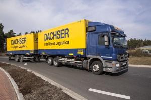 Dachser przyspiesza połączenie między Warszawą a Berlinem