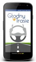 """Aplikacja """"Głodny w trasie"""" pokaże kierowcom lokalne restauracje"""