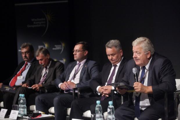 Czesław Siekierski na WKG:  Brakuje jednego, spójnego modelu rozwoju rolnictwa