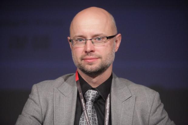 Leszek Wiwała na WKG: Polska wódka jest marką, ale niestety każdego roku coraz słabszą