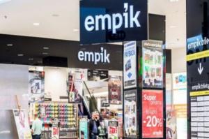 Do końca 2016 r. Empik chce otworzyć 12 sklepów