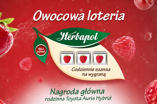 Herbapol Lublin staruje z promocją konsumencką i loterią