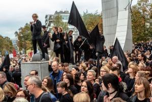 Rusza Ogólnopolski Strajk Kobiet